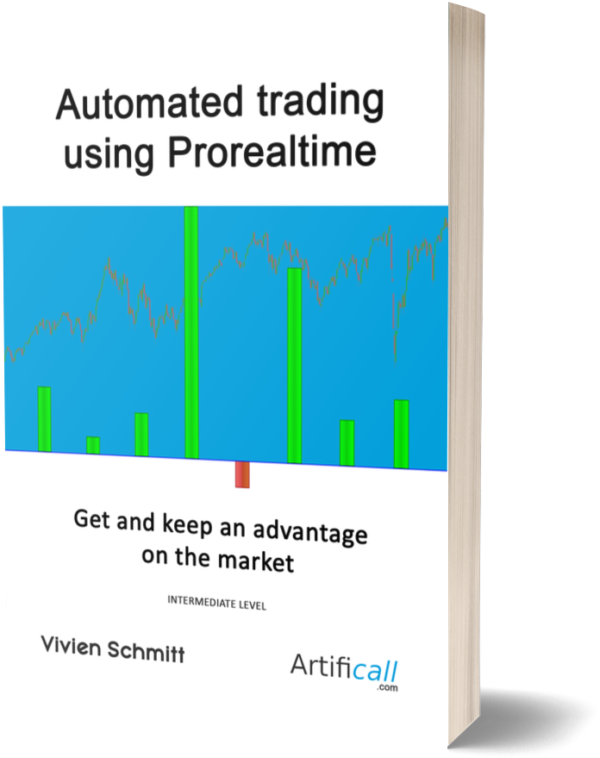 Automated trading using Prorealtime ebook